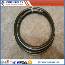Verstärkungs-Polyester-Textilgarn-PVC-Gas-Schlauch