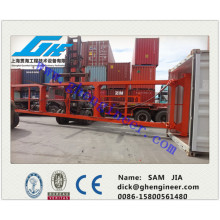 Hot Sale 20&40 feet semi-automatic spreader for container