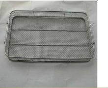 Freezer basket for ice box