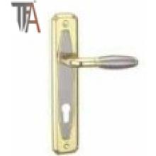 Bn/Gp Iron-Aluminium Door Handle (TF 2541)
