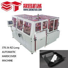 Automatisk Hardcover Box Machine