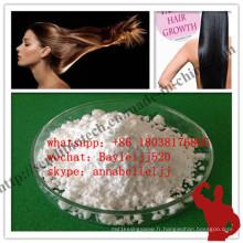 Médicament Minoxidil Sulphate Powder Minoxidil pour Hair Growthing CAS 38304-91-5