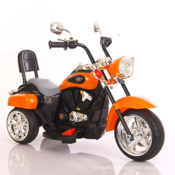 Children Drive Most Popular 3 Wheels Motorcycle Electric Car Kids with High Quality with Music