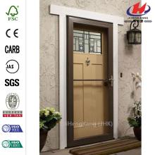 Sandtone Self-Storing Easy Install Storm Door