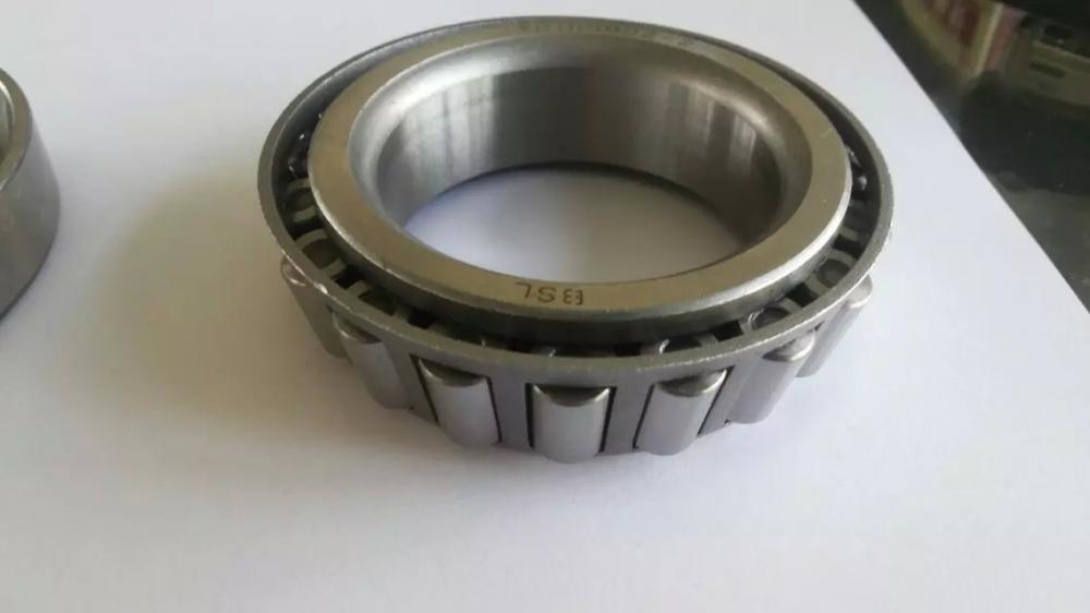 Separable And Interchangeable Bearing