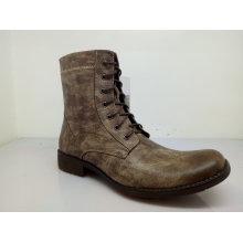 Botas de tornozelo de renda de Mens Speical (NX 543)