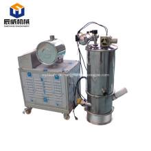Geräuscharme elektrische Vakuumzuführung für Granulat