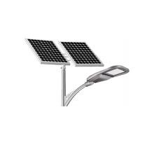 UL 100W ahorro de energía llevó la luz de calle solar con el sensor de movimiento