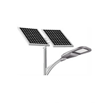 UL Energy Saving 100W led solar street light With Motion Sensor