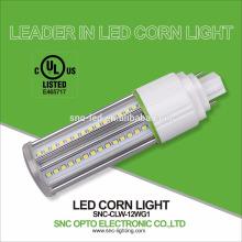 Высокий Люмен ул cul утверждено 12ВТ светильника g24 СИД PL с 5 лет Гарантированности