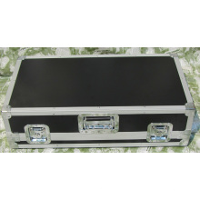 Silver Golf Set Case with Cr-Plated Handle
