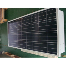 140W Poly Crystalline Solar Panel Modules Made in Nanjing, Jiangsu, China