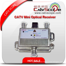 Professional Supplier High Performance CATV Mini Optical Receiver/Fiber Optic Node
