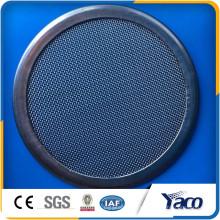 Discos redondos de la pantalla del acero inoxidable 80mesh, disco del filtro