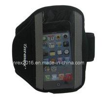 Sport-laufende Förderung Neopren-Arm banded Handy-Tasche -Jb13h023