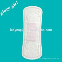 Neto al por mayor del algodón Panty Liners, muestras libres del trazador de líneas de Panty