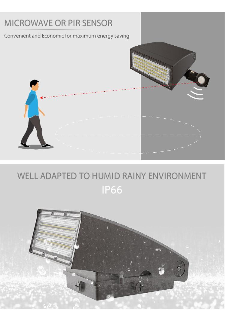 Commercial LED Wall Pack Light