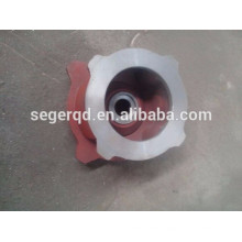 iron material shell mould sand casting