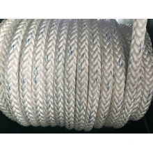 12-Strand Mooring Rope PP Rope Polyester Rope Nylon Rope