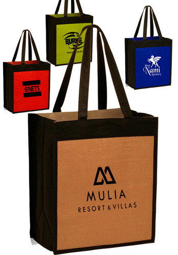 Eco Bag -Jute eco bag custom