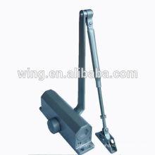 pressure self closing door hinge and slide hinge