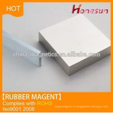 Terres rares aimant Neodymium Magnet Strong Force