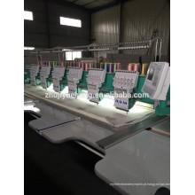 Máquina plana do bordado de YUEHONG para a venda