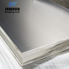 Nuevo diseño 6061 T6 placa aluminio con precio bajo