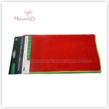 Chiffon de Microfiber de serviette de nettoyage de cuisine de ménage de 30 * 30cm