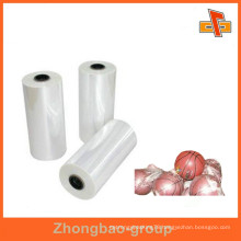 China supplier promotion customized thermal pe shrink film for basketball,foodball,glass packaging