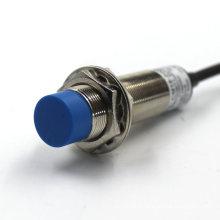 Yumo Cm18-2008A Distance de détection en plastique 0-8mm réglable AC + aucun commutateur de proximité capacitif