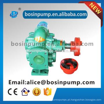 KCB/2CY series da engrenagem da bomba de óleo para transporte produtos químicos/bomba de deslocamento positivo/bomba de processamento