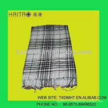 Écharpe en coton vert à la mode pour les femmes à la mode
