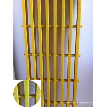 FRP / GRP-Gitter, pultrudierte Gitter, Fiberglas-Gitter