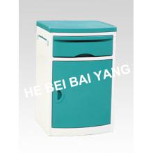 (C-99) ABS зеленый цвет прикроватный шкаф