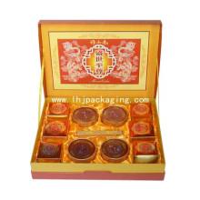 Luxus-Lebensmittelverpackung Mooncake Box