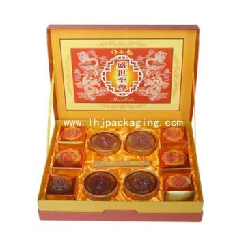 Luxury Food Packaging Mooncake Box