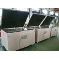 большой размер вакуум печатная машина экрана экспозиции