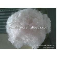 fibres discontinues de viscose ignifuge