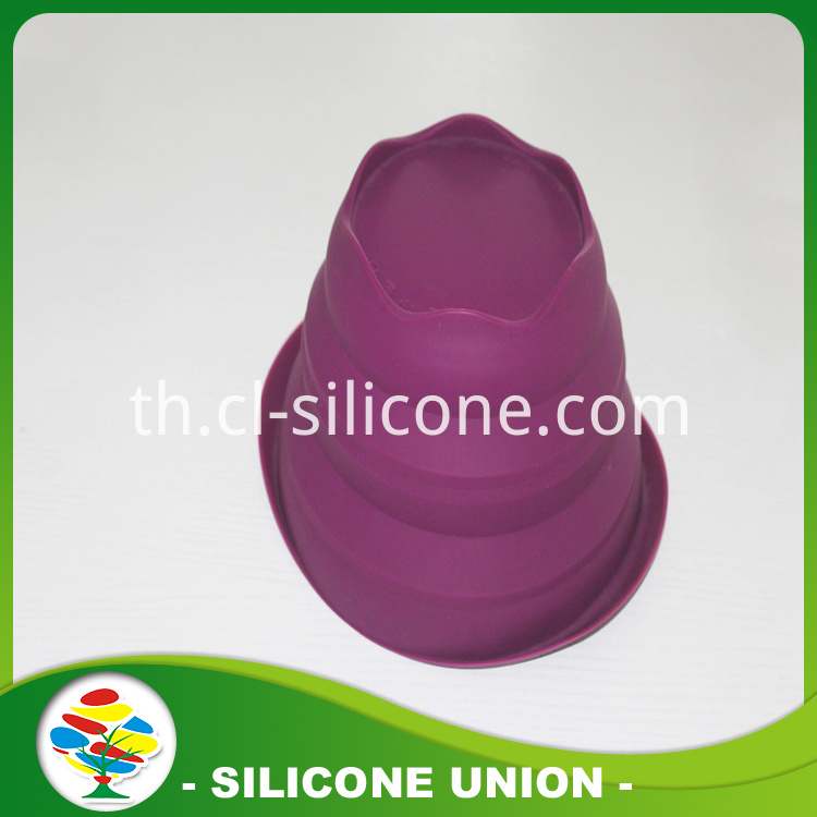 Eco-friendly Silicone Dog Bowl