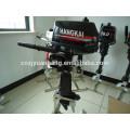 Оптовая Лучшая цена китайского 5hp лодочные моторы, рыбалка лодка лодки 2-тактный двигатель / двигатель HANGKAI
