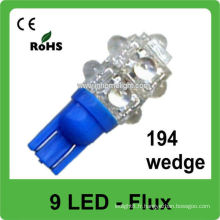 T10 12V 24V ampoules à LED