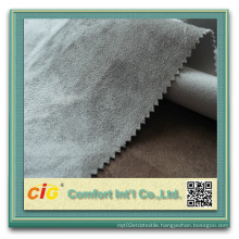 100% Polyester Suede Fabric for Upholstery for Car Suede Rolls