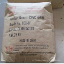 Cheap Rigid Pipe Chlorinated Polyvinyl Chloride CPVC Resin