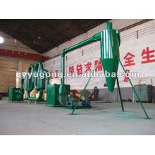 Secador de Sawdust para Biomass Briquette Máquina feita por Yugong