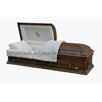 Funéraires cercueil (ANA) cercueil métallique pour funérailles