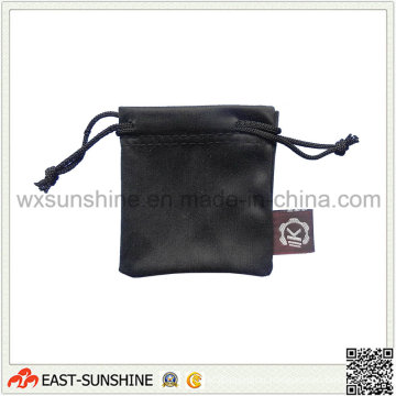 Thin Jewelry Cloth Pocket with Label (DH-MC0131)
