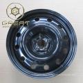 Китайские 17-дюймовые стальные колесные диски легковых автомобилей с хорошим качеством