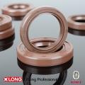 Cache en métal à une seule lèvre de haute qualité Viton Oil Seal