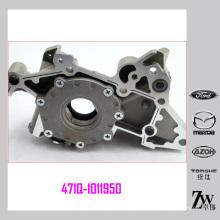 Pompe d'huile de voiture en aluminium efficace 471Q-1011950 Pour les voitures Mitsubishi Lance, Haima, BYD